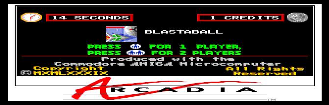 Blastaball