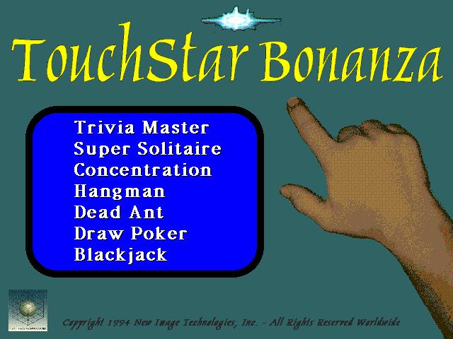 Touchstar Bonanza