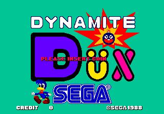 Dynamite Dux Japan
