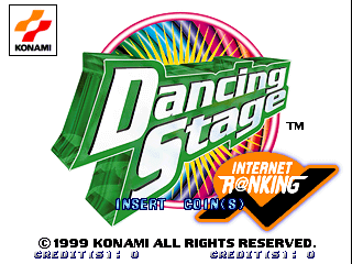 Dancing Stage - Internet Ranking ver.