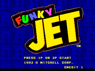 Funky Jet