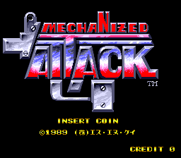 Mechanized Attack Japan