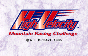 High Velocity Mountain Racing Challenge