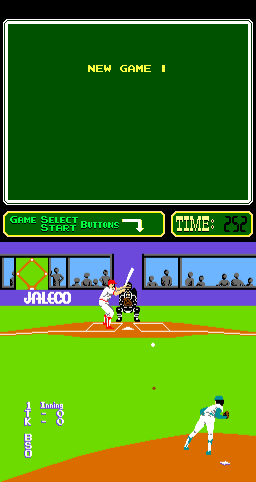 Playchoice 10 - Bases Loaded
