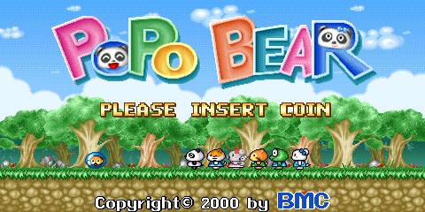 Popo Bear