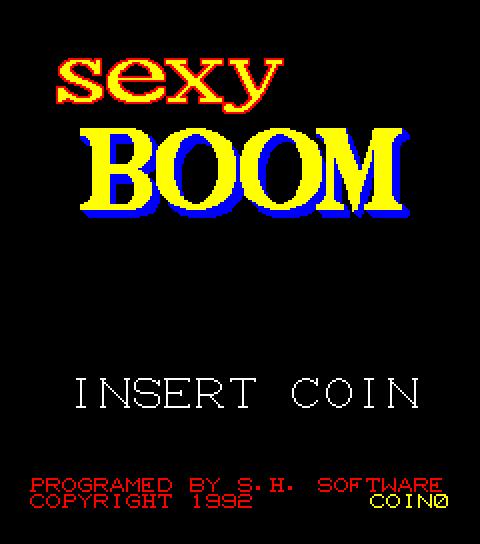 Sexy Boom