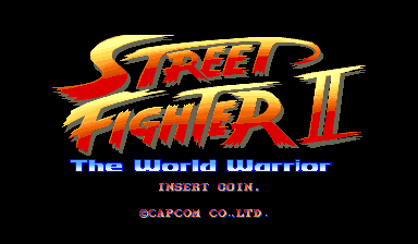 Final Street Fighter II revision