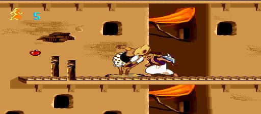 Aladdin 2000 SNES