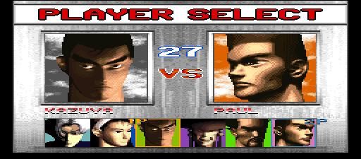 Tekken 2 SNES