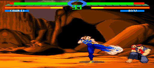 X-Men Vs Street Fighter SNES
