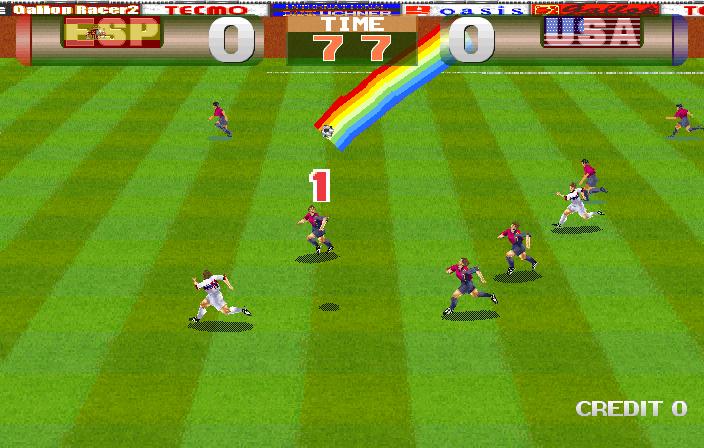 Tecmo World Cup '98