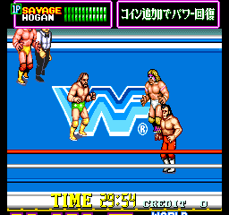 WWF Superstars (Japan)