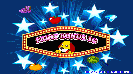 Fruit Bonus 3G