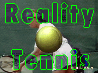 Reality Tennis