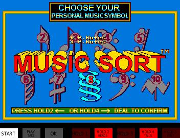 Music Sort