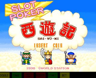Slot Poker Saiyuki