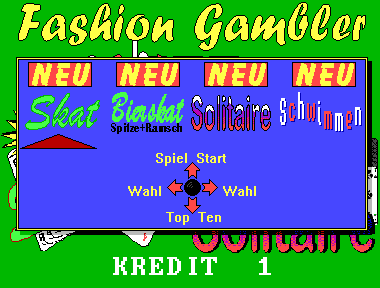 Fashion Gambler