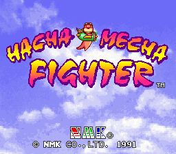 Hacha Mecha Fighter