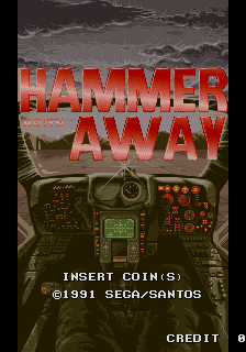 Hammer Away prototype