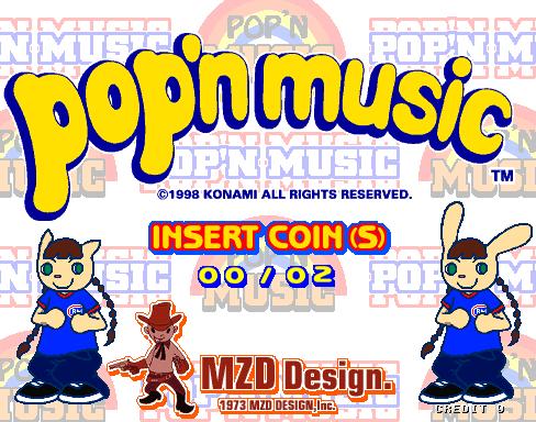 Pop 'n' Music