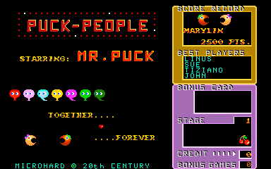 Puck People