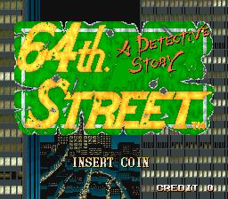 64th Street