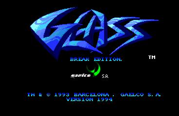 Glass 1994 Version
