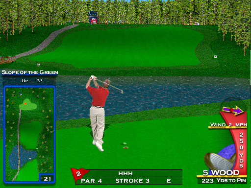 Golden Tee Fore! 2003
