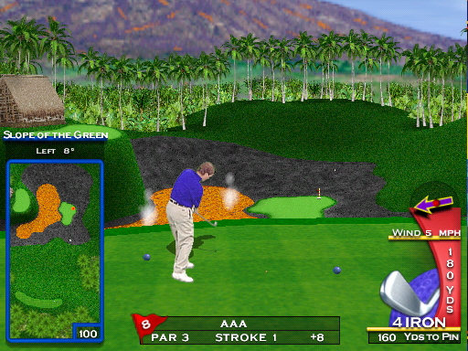 Golden Tee Fore! 2004
