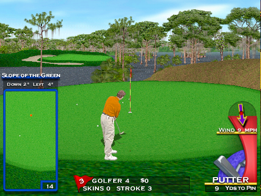 Golden Tee Fore! 2005