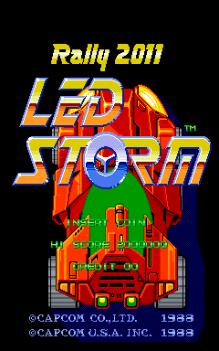 LED Storm 2011