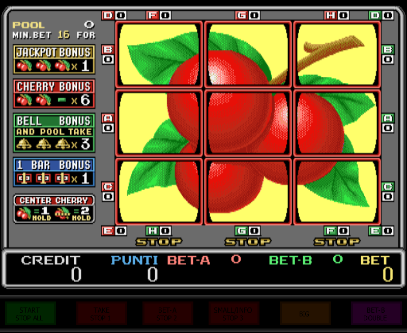 New Cherry '99