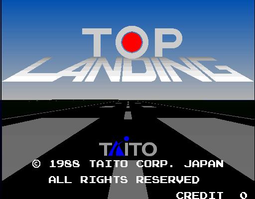 Top Landing