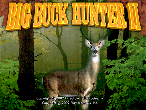 Big Buck Hunter 2