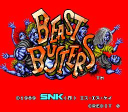 Beast Busters (Japan)