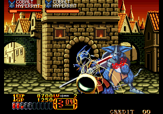 Crossed Swords 2 bootleg