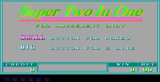 Super 2-in-1
