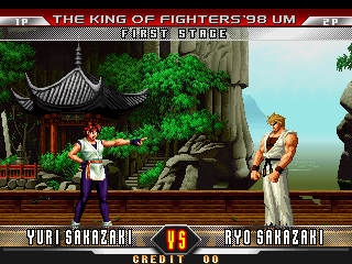 King of Fighters 98 Ultimate Match Hero