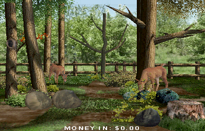 Big Buck Hunter - Shooters Challenge