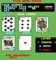 Lucky Poker (good colours)