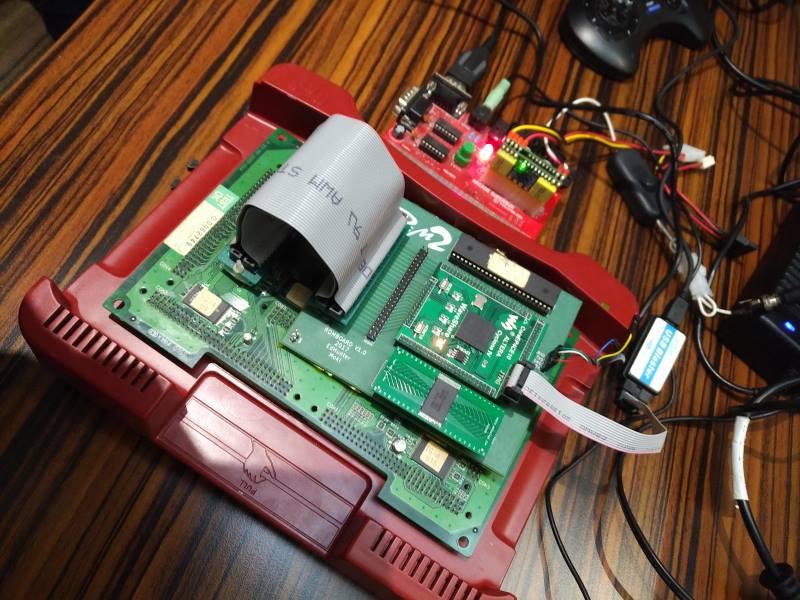 PGM2 hardware setup
