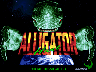Alligator Hunt