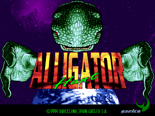 Alligator Hunt (alt)
