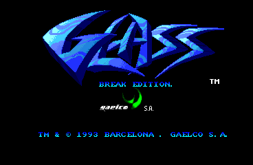 Glass (Version 1.0)