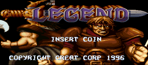 Legend (SNES bootleg)