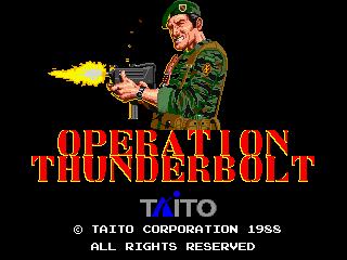 Operation Thunderbolt SC