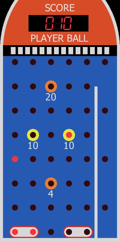 Rocket Pinball