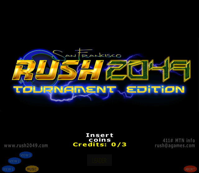 Rush 2049 - Tournament Edition