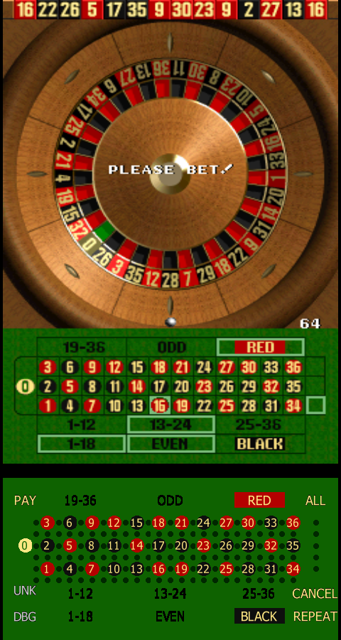 The Roulette (Visco)