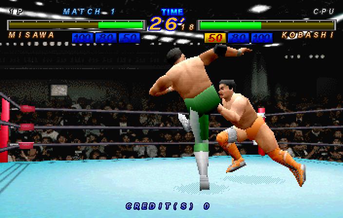 Zen Nippon Pro-Wrestling Featuring Virtua (Taiwan)
